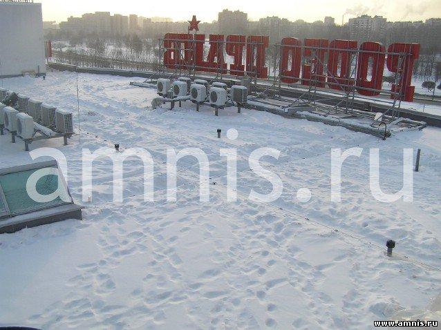 Молниезащита Аквапарка в г. Санкт-Петербург